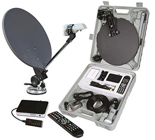 Philex 28208ALD HD Portable Satellite System
