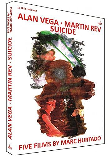 Suicide-Five Films By Marc Hurtado [2 DVDs]