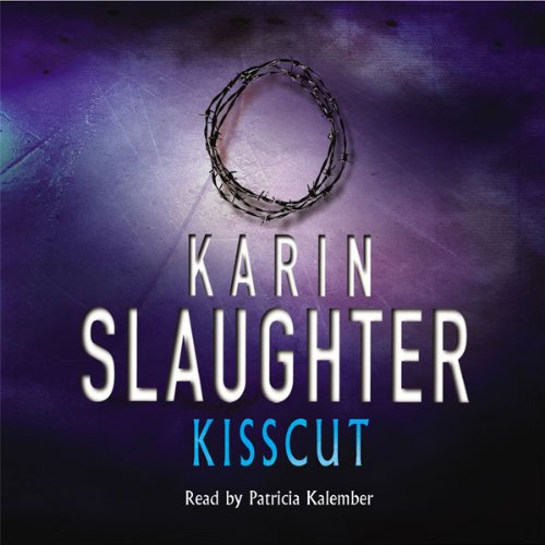 Kisscut audiobook cover art