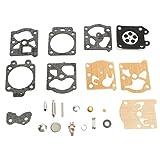 ILS - Carburetor Repair Kit Rebuild Tool Gasket Set For Walbro K20-WAT WA WT Stihl...