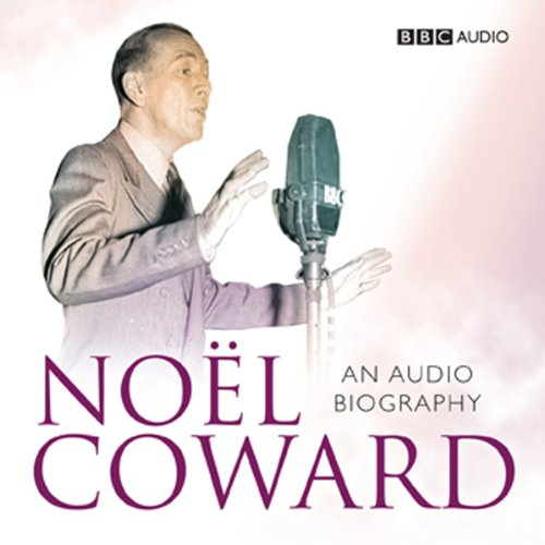 Noel Coward audiobook cover art