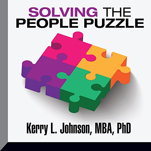 Solving the People Puzzle cover art