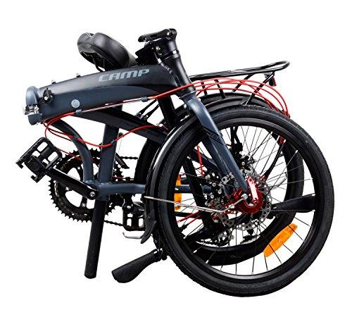 Camp Folding Bike Review