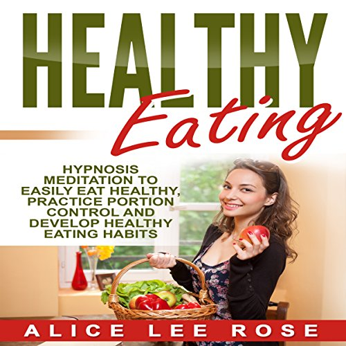 Healthy Eating audiobook cover art