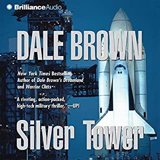 Silver Tower audiobook cover art