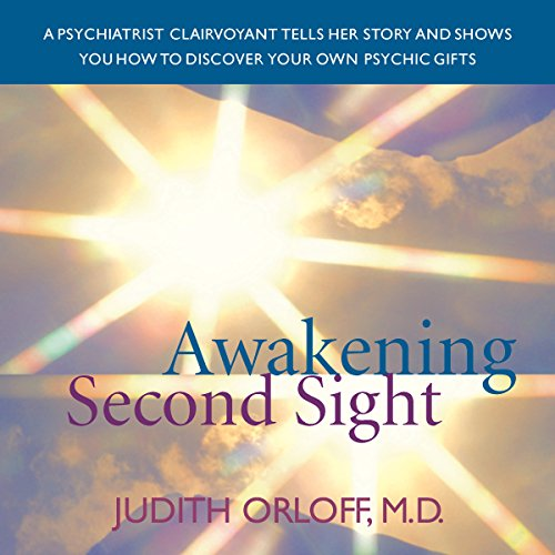Awakening Second Sight audiobook cover art