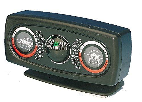 Neigungsmesser und Steigungsmesser inklusive Kompass~