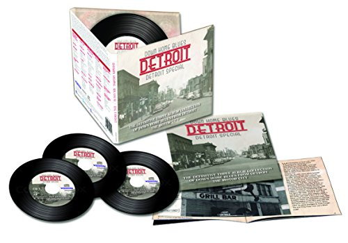 Down Home Blues: Detroit