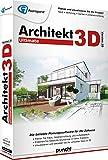 Avanquest Architekt 3D 20 Ultimate Win CD/DVD
