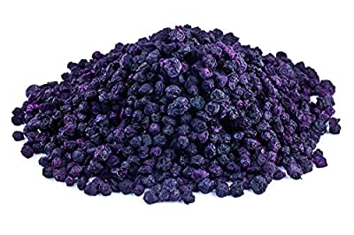 Organic unsweetened bilberries/blueberries 250 Grams GBP 12,99/bag from Lemberona GmbH