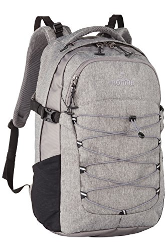 Nomad Velocity Daypack AVS Rucksack, 54 cm, 24 L, Grey
