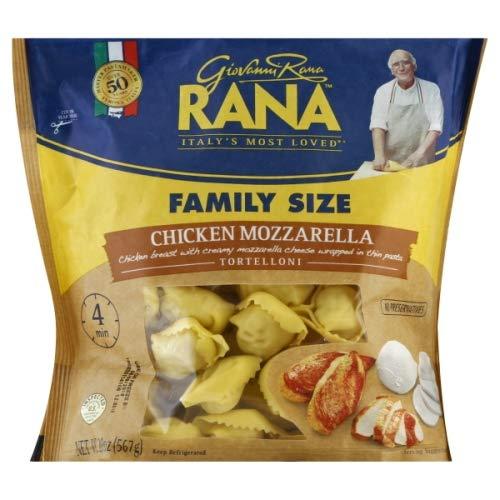 Giovanni Rana Chicken Mozzarella Tortellini Family Size 20oz