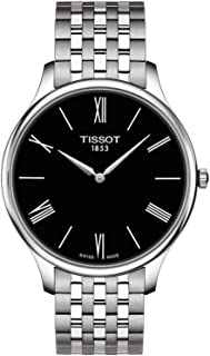 Tissot Men's Tissot Tradition - T0634091105800 Silver/Black One Size