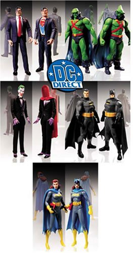 Figurine Batgirl Barbara Gordon - Action Figure Dc Direct Secret Files Série 2