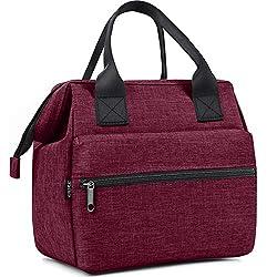 Image of SRISE Lunch Bag for Women |...: Bestviewsreviews