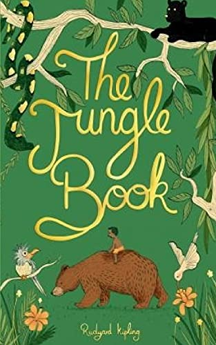 The Jungle Book: This is one of the greatest children's books. Literary Adventures Includes linguistics, especially various terms and words. Read again for the first time since childhood.