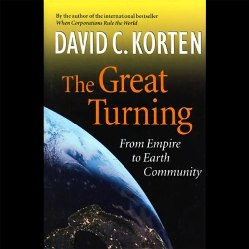 The Great Turning audiobook cover art