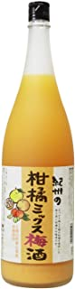 中野BC 紀州の柑橘ミックス梅酒 [ 1800ml ]