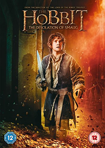 Hobbit:Desolation of Smaug [DVD-AUDIO]