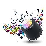 RMS ステージライト ミラーボール DJディスコライト 音声起動 パーティーライト RGB 車内ライト レーザーライト 回転ボールライト クリスマスライト 吸盤付き ステージ・パーティー・カラオケ・ディスコ・クラブ・バー・舞台照明 水晶魔球 多機能 LEDライト 投影ライト