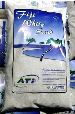 ATI Fiji White Sand, 9,07 kg, 0,3-1,2mm Körnung