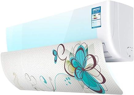 空調風デフレクター アンチダイレクトブローイング空調ウィンドデフレクター寝室居間空調バッフル (色 : Style4)