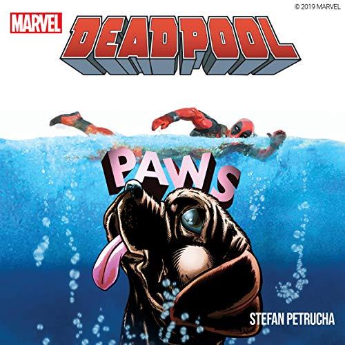 Deadpool: Paws cover art