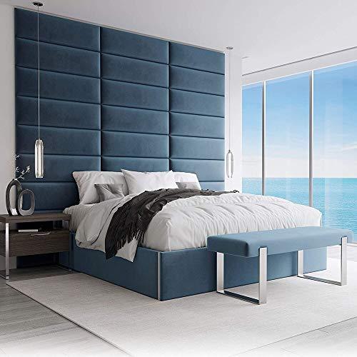 VANT – Cabeceros tipo paneles de pared tapizado 76 cm
