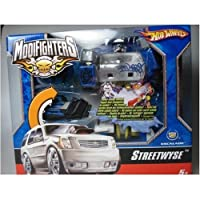 HOT WHEELS ModiFighters 1:18 Streetwyse Kingpin