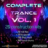 TRANCE Dj Sample Pack Complete Trance vol. 1 is a rich and complete set of samples for commercial, euphoric trance. In...|WAV + MIDI Files DVD non BOX