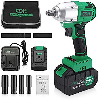CDH 21V MAX Cordless Impact Wrench