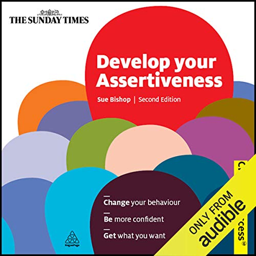 Develop Your Assertiveness cover art