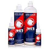 JOE S NO FLATS Sigillante 125ml Super SEALANT Liquido Antiforatura, Rosso/Blu, Unica