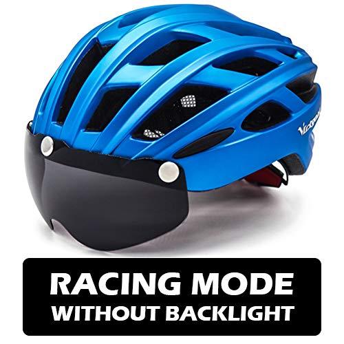 CZCJD Cascos De Ciclismomountain Road Bike Helmet Light MTB Casco De Bicicleta...