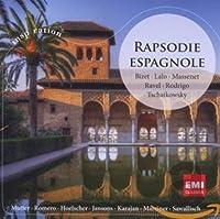 Rapsodie Espagnole/Best-Loved Spanish Classics(Ins