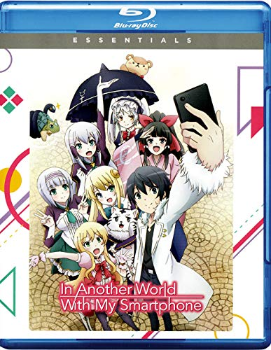 In Another World with My Smartphone: The Complete Series - Blu-ray + Digital