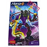 TOYS--- hero4 /Assembly robot 4 VOLTIX 10103 (combinable)