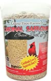 Pine Tree Farms 399641, Cardinal Safflower Classic Seed Log 72 oz, 4.5 Pound (Pack of 1)