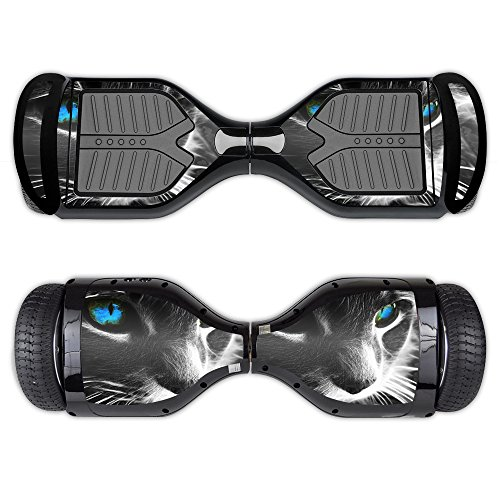 MightySkins Skin Compatible with Swagtron T1 Hover...
