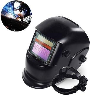KOBWA Mascaras de Soldar Automática,Careta Soldadura Automatica Electronica de Oscurecimiento Máscara del Automóvil Rango