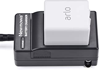 Newmowa Portable Charger for Arlo Batteries for Arlo Pro & Arlo Pro 2 & Arlo Go & Arlo Security Light