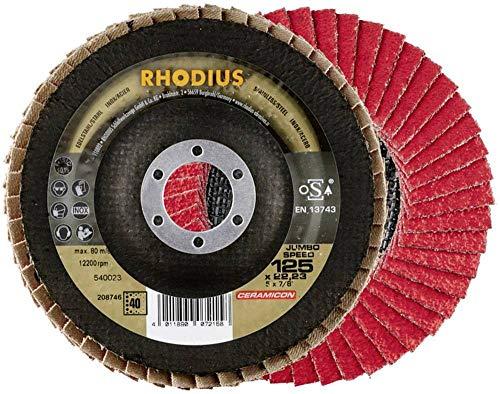 Rhodius Jumbo Speed F cherscheibe