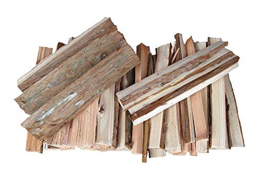 【箱に満タン】焚き付けスターター 薪+細薪 針葉樹 100サイズのダンボール箱入り 薪の長さ:30cm 重量:約8kg前後【長野県産】