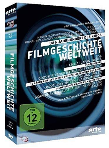 Das Jahrhundert des Kinos - Filmgeschichte weltweit (7 Discs)
