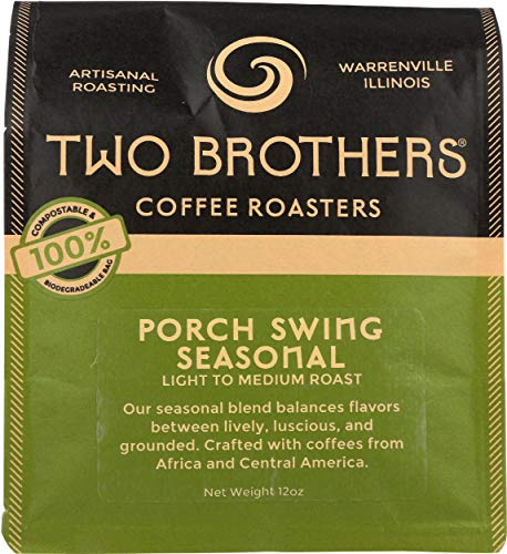 Two Brothers, Coffee Porch Swing, 12 Ounce