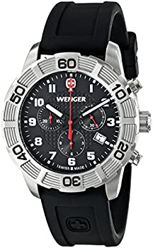 Wenger Roadster Chrono Stainless Steel Men's Watch