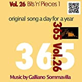 365 - Original song a day for a Year - Vol. 26 Bits n Pieces 1