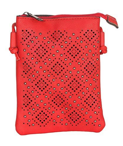 malito Mujer Bolso Mano Bolsillo Pequeño Cartera T2460 (