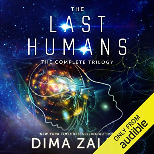 Couverture de The Last Humans