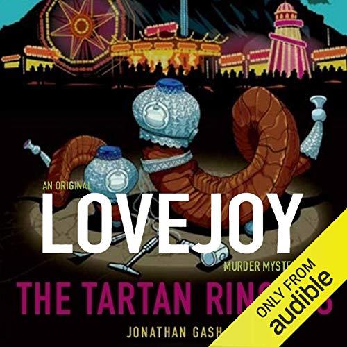 The Tartan Ringers audiobook cover art
